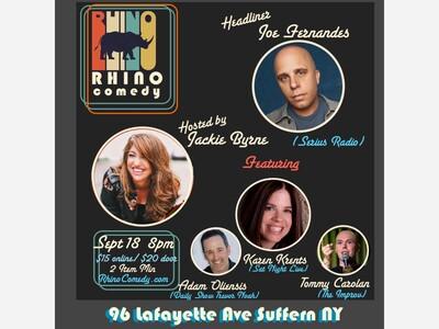Rhino Room Stand-up Comedy!