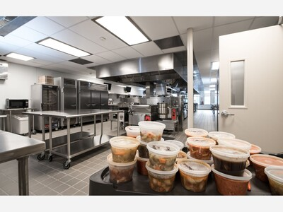 Free Nutrition and Cooking Classes Offered