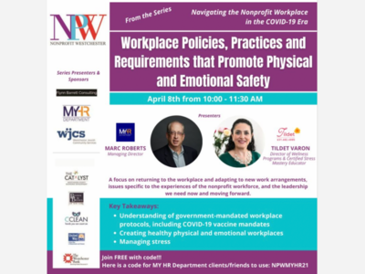 Moving Forward: Policies, Practices and Requirements that Promote Physical and Emotional Safety